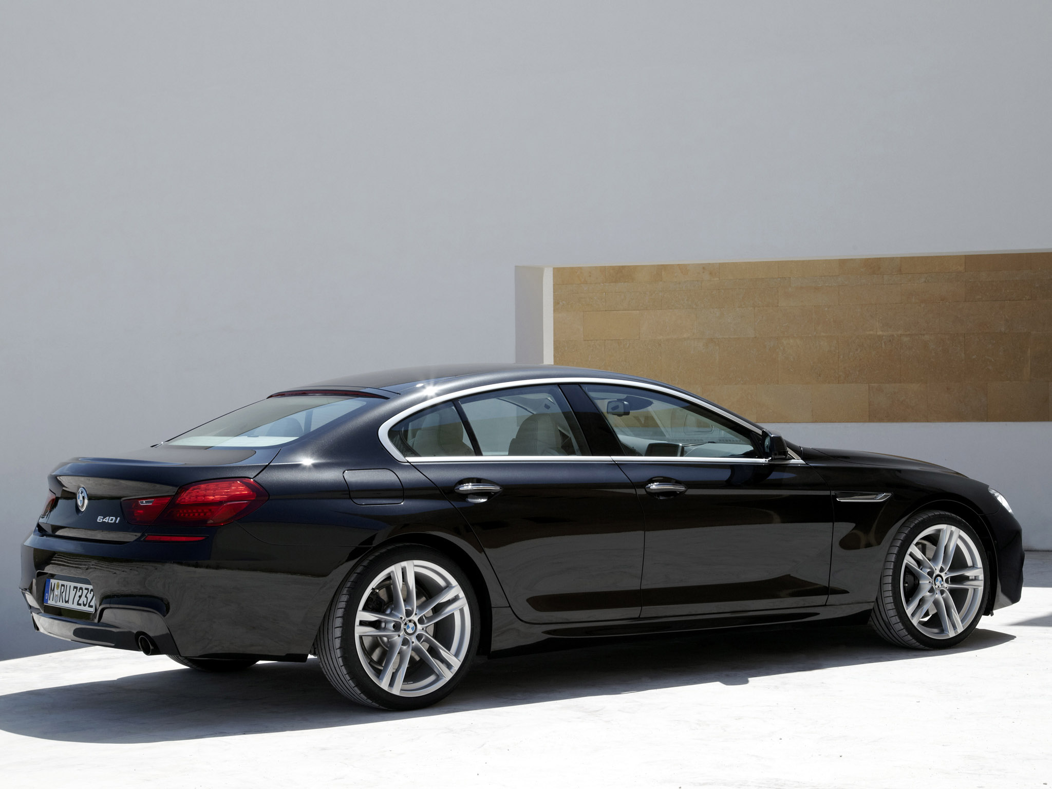 bmw 6 series 640i gran coupe m sport package f06 2012 bmw. Black Bedroom Furniture Sets. Home Design Ideas