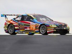 BMW M3 GT2 Art Car by Jeff Koons 2010 Photo 04