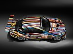 BMW M3 GT2 Art Car by Jeff Koons 2010 Photo 07
