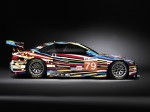 BMW M3 GT2 Art Car by Jeff Koons 2010 Photo 08