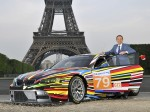 BMW M3 GT2 Art Car by Jeff Koons 2010 Photo 11