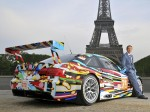BMW M3 GT2 Art Car by Jeff Koons 2010 Photo 12