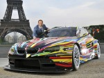 BMW M3 GT2 Art Car by Jeff Koons 2010 Photo 13