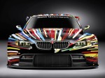 BMW M3 GT2 Art Car by Jeff Koons 2010 Photo 14