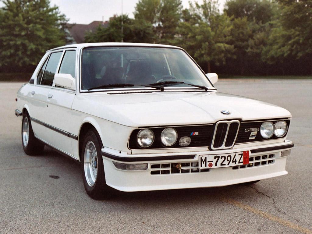 Bmw M5 535i E12 1980 1981 Bmw M5 535i E12 1980 1981 Photo