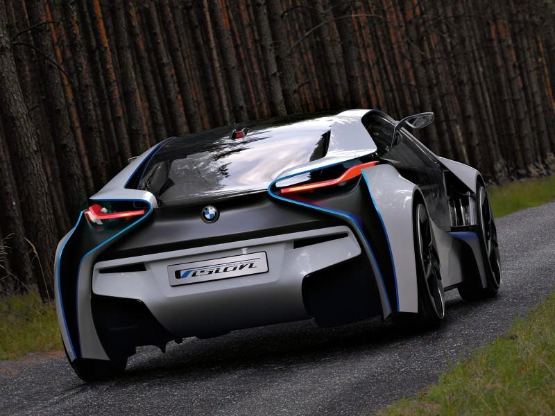 BMW Vision EfficientDynamics Concept 2009 Photo 10