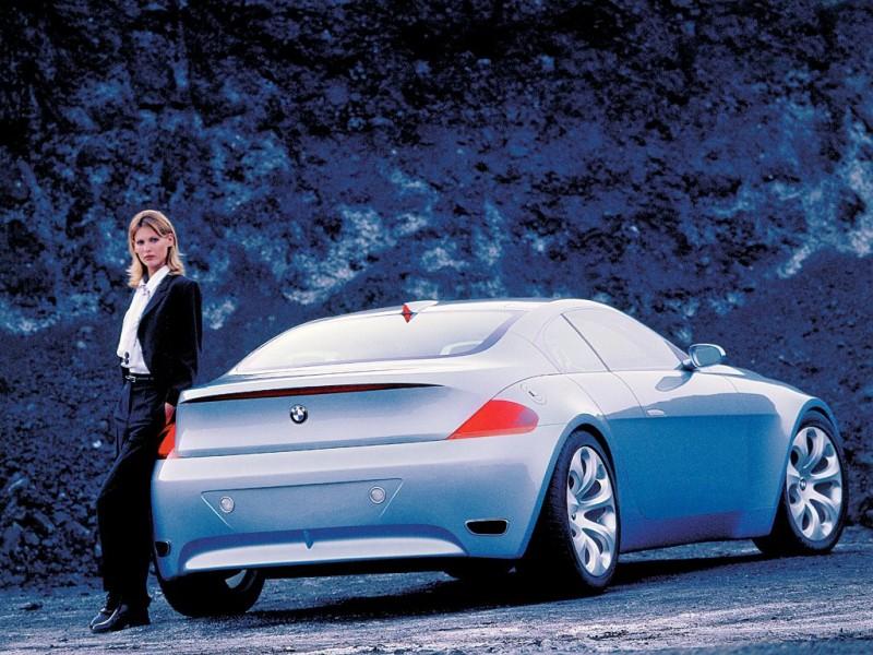 Bmw Z9 Gran Turismo Concept 1999 Bmw Z9 Gran Turismo