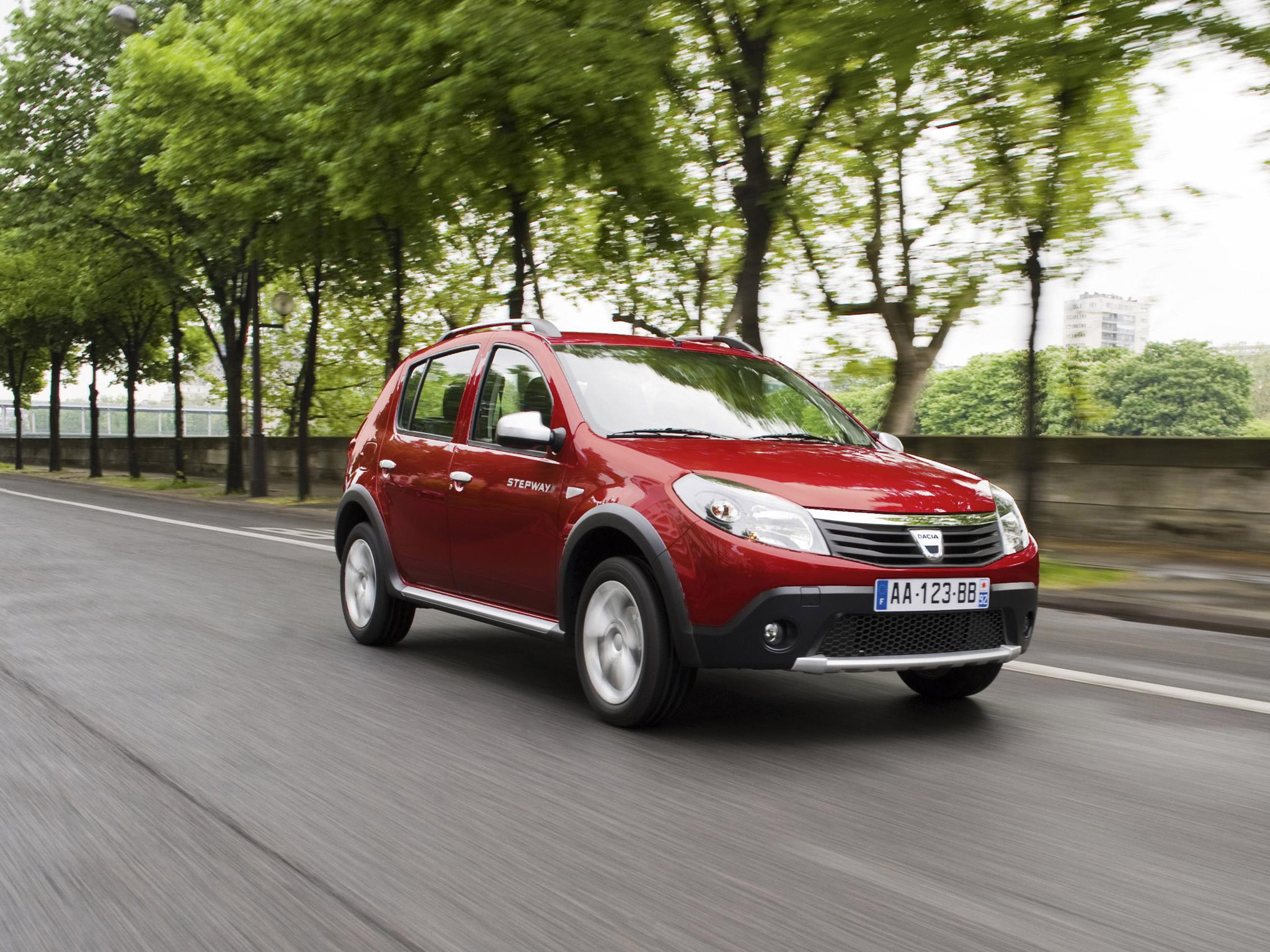 dacia sandero stepway 2009 dacia sandero stepway 2009 photo 13 car in pictures car photo gallery. Black Bedroom Furniture Sets. Home Design Ideas