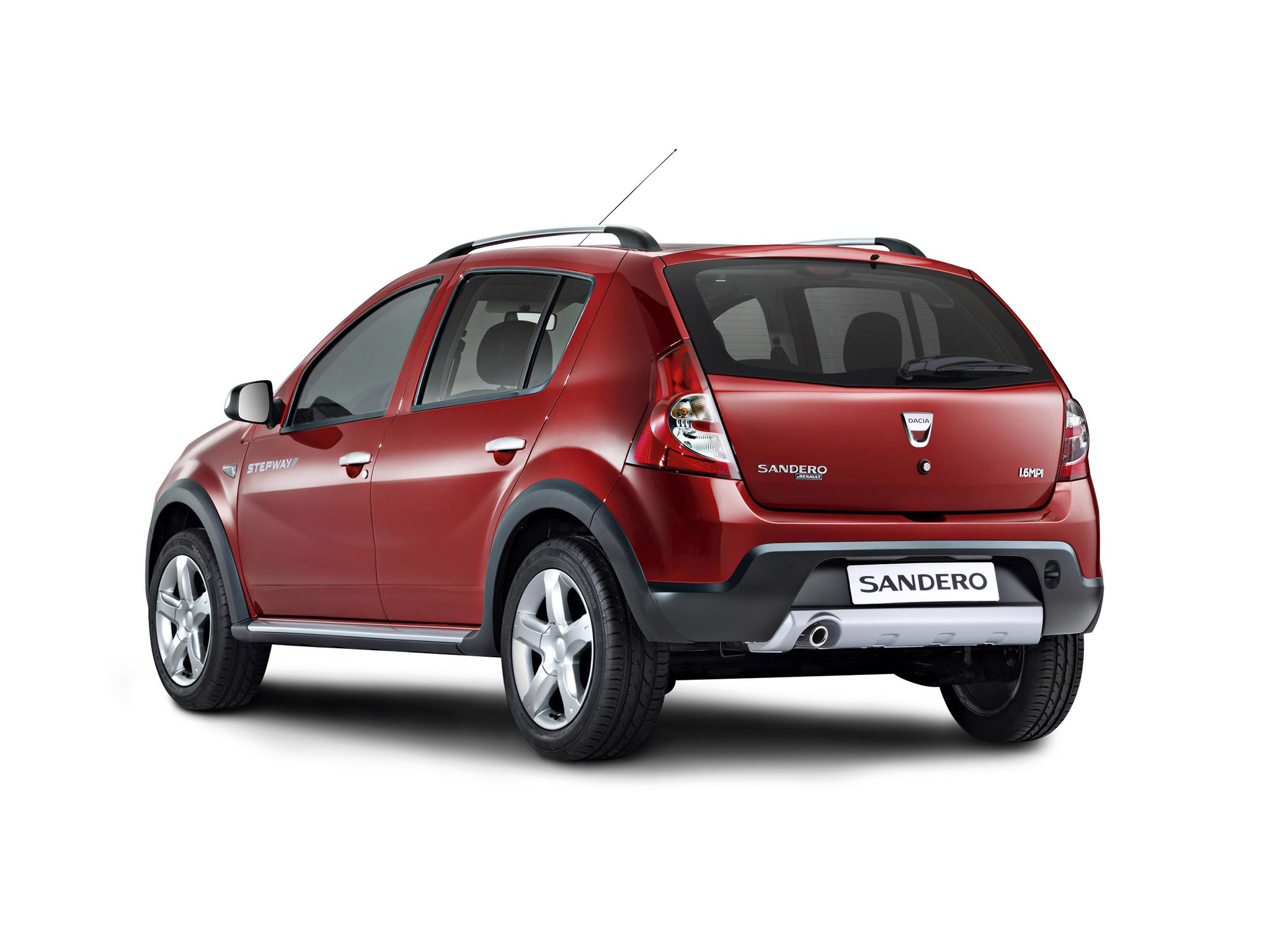 dacia sandero stepway 2009 dacia sandero stepway 2009 photo 19 car in pictures car photo gallery. Black Bedroom Furniture Sets. Home Design Ideas