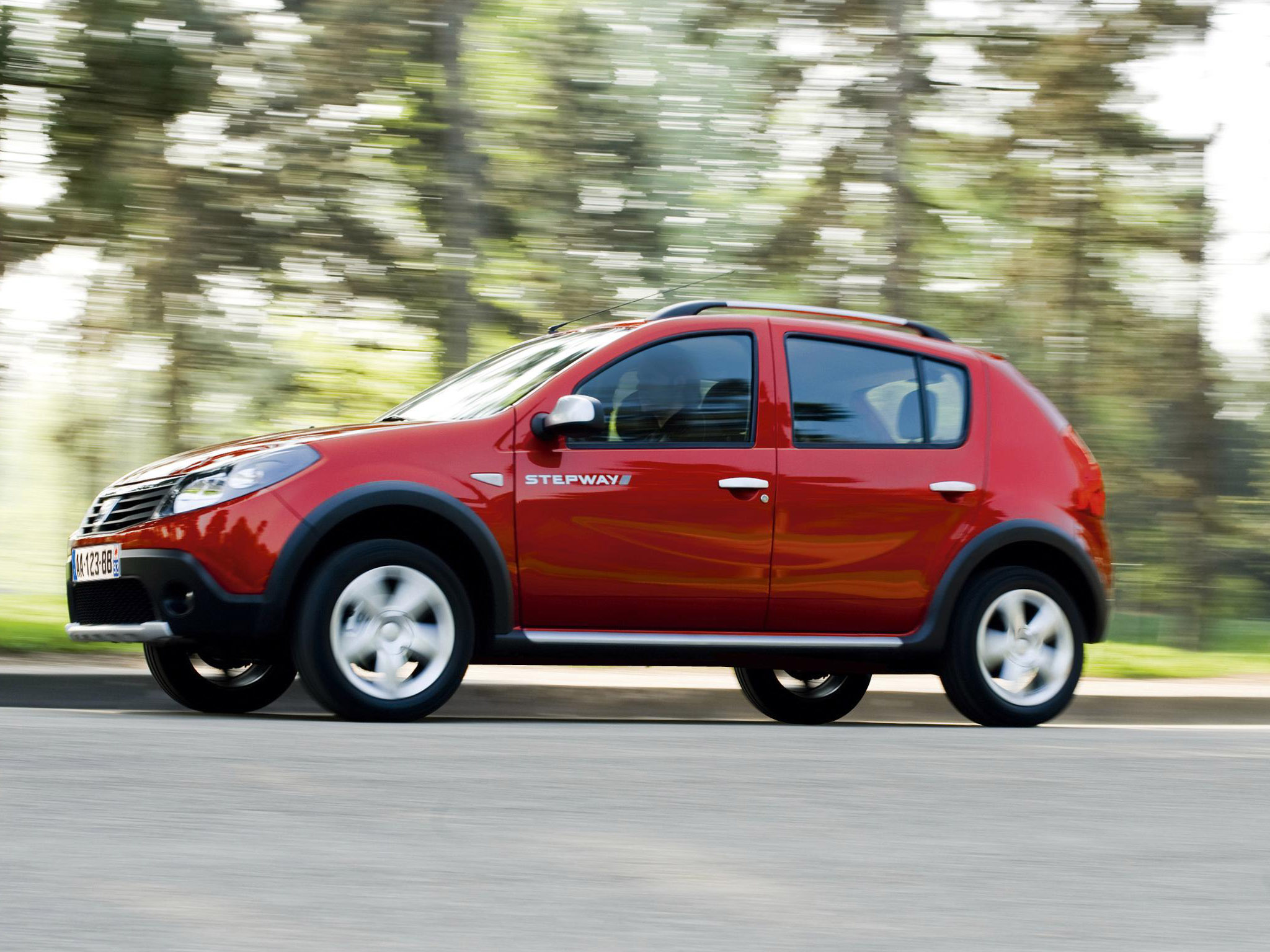 dacia sandero stepway 2009 dacia sandero stepway 2009 photo 25 car in pictures car photo gallery. Black Bedroom Furniture Sets. Home Design Ideas