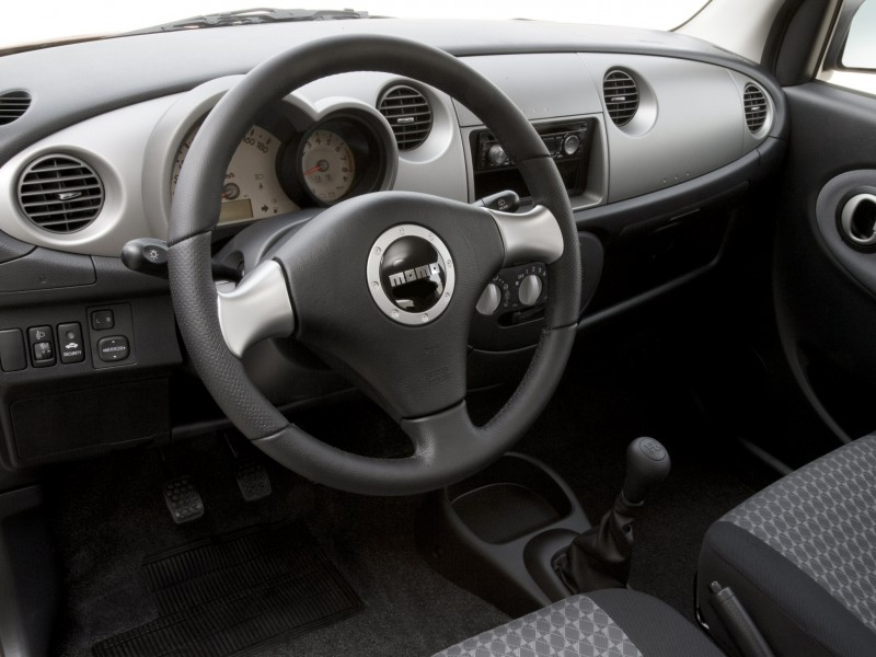 daihatsu trevis 2006 daihatsu trevis 2006 photo 09 car in pictures car photo gallery. Black Bedroom Furniture Sets. Home Design Ideas