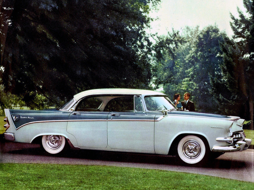 1955 dodge custom royal lancer 4 door sedan 15699 - Dodge Custom Royal Lancer 4 1956 Dodge Custom Royal 4 Door