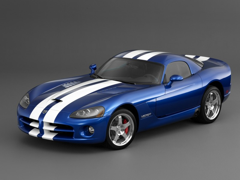 Dodge Viper SRT-10 Coupe 2006 Photo 05