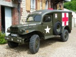 Dodge WC 54 Ambulance 1942-1944 Photo 01