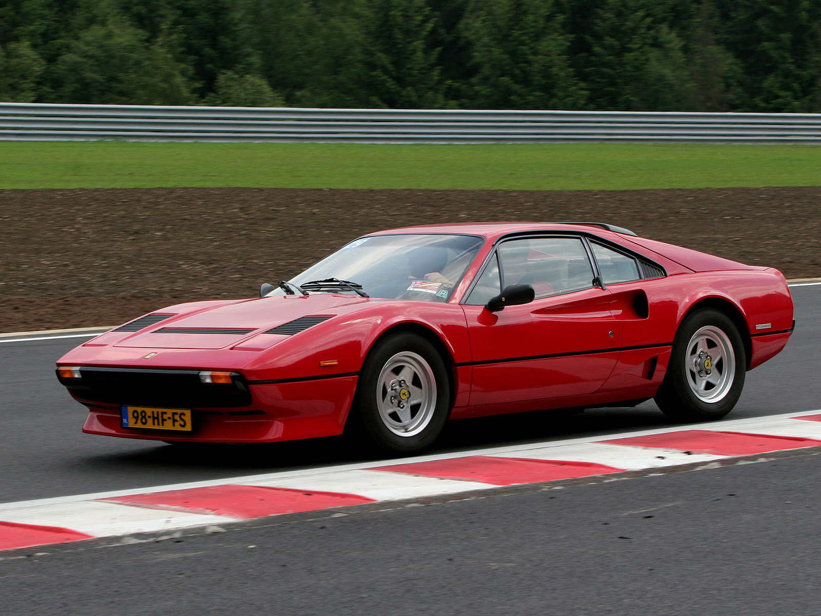 Ferrari 208 GTB Turbo 1982-1985 Ferrari 208 GTB Turbo 1982-1985 Photo ...