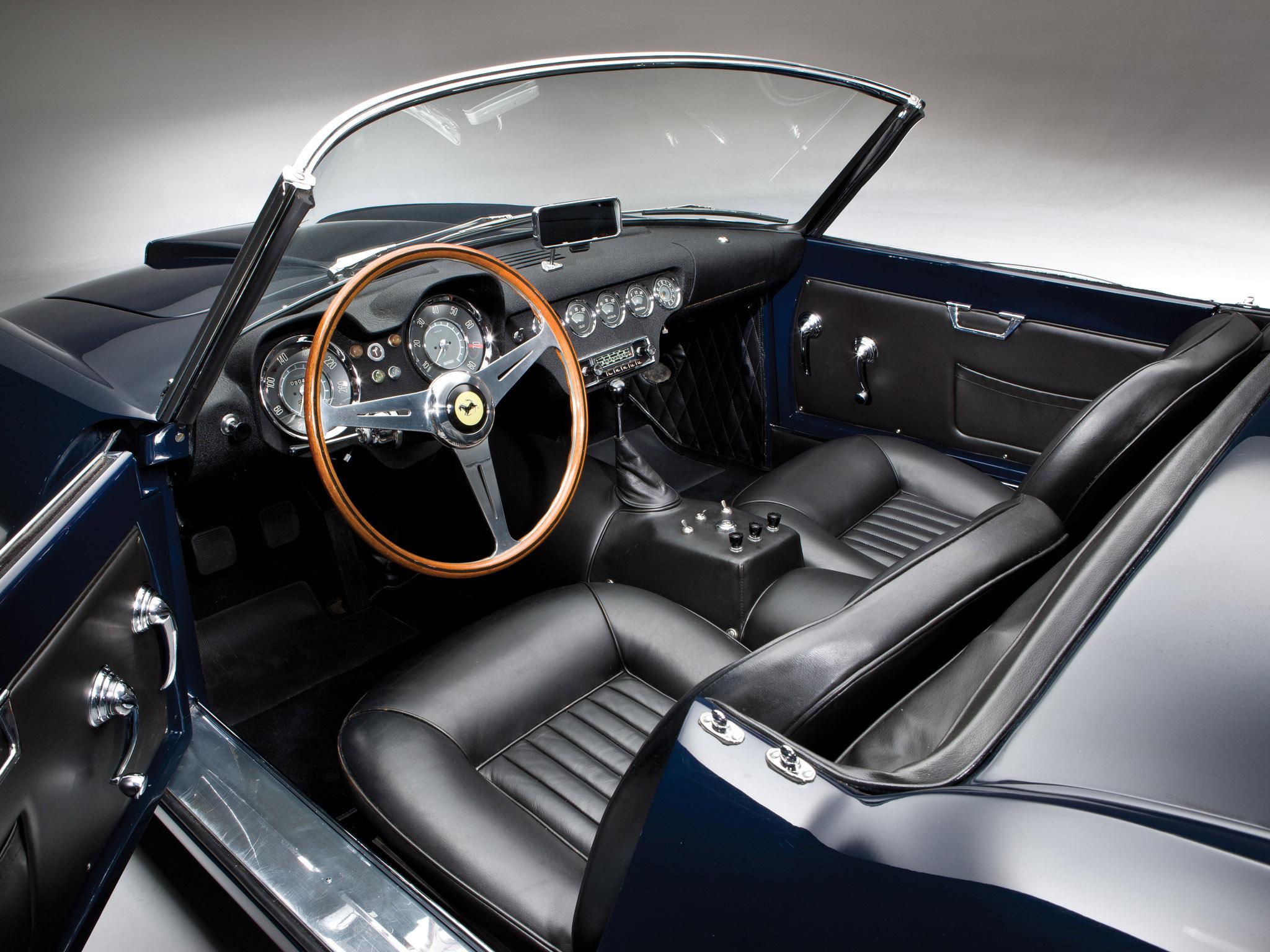 Ferrari 250 Gt Lwb California Spyder 1957 1960 Ferrari 250
