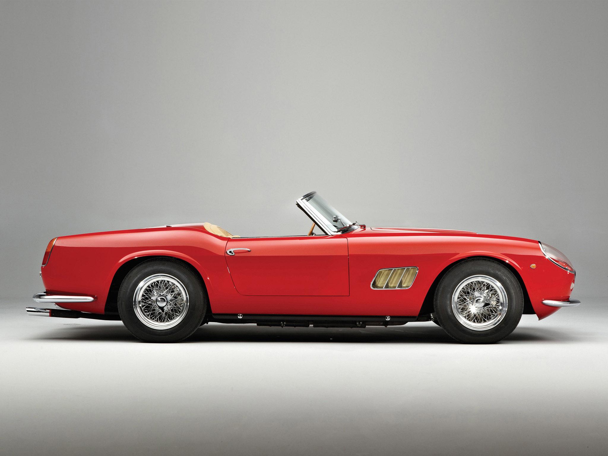 ferrari 250 gt swb california spyder 1960 1963 ferrari 250 gt swb. Cars Review. Best American Auto & Cars Review