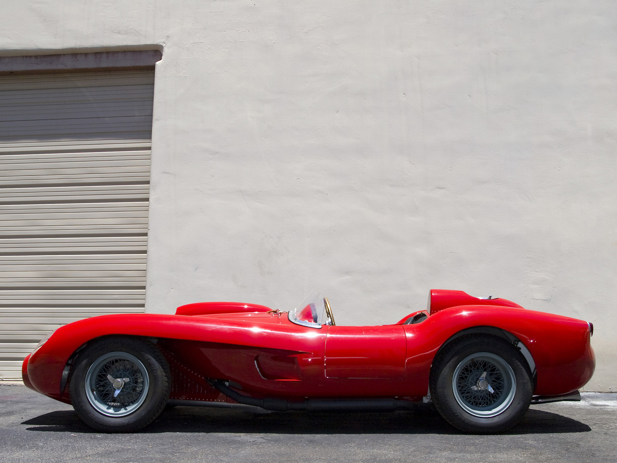 Ferrari 250 Testa Rossa Recreation By Tempero Sn 6301 1965