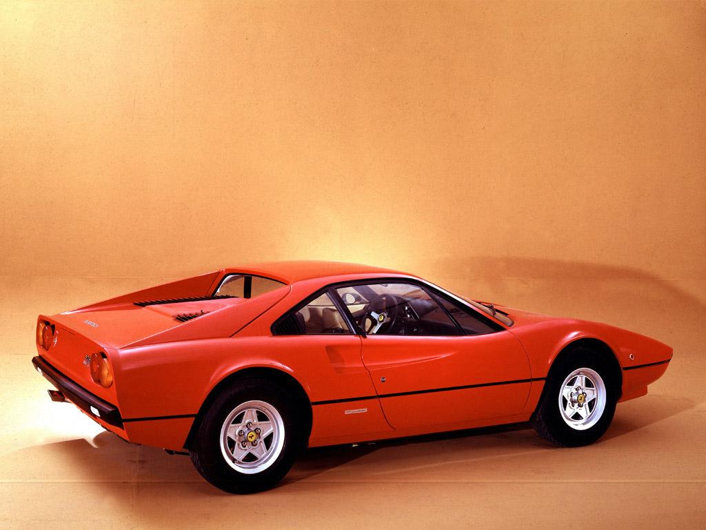 Ferrari 308 GTBi 1981-1982 Ferrari 308 GTBi 1981-1982 Photo 03 – Car ...
