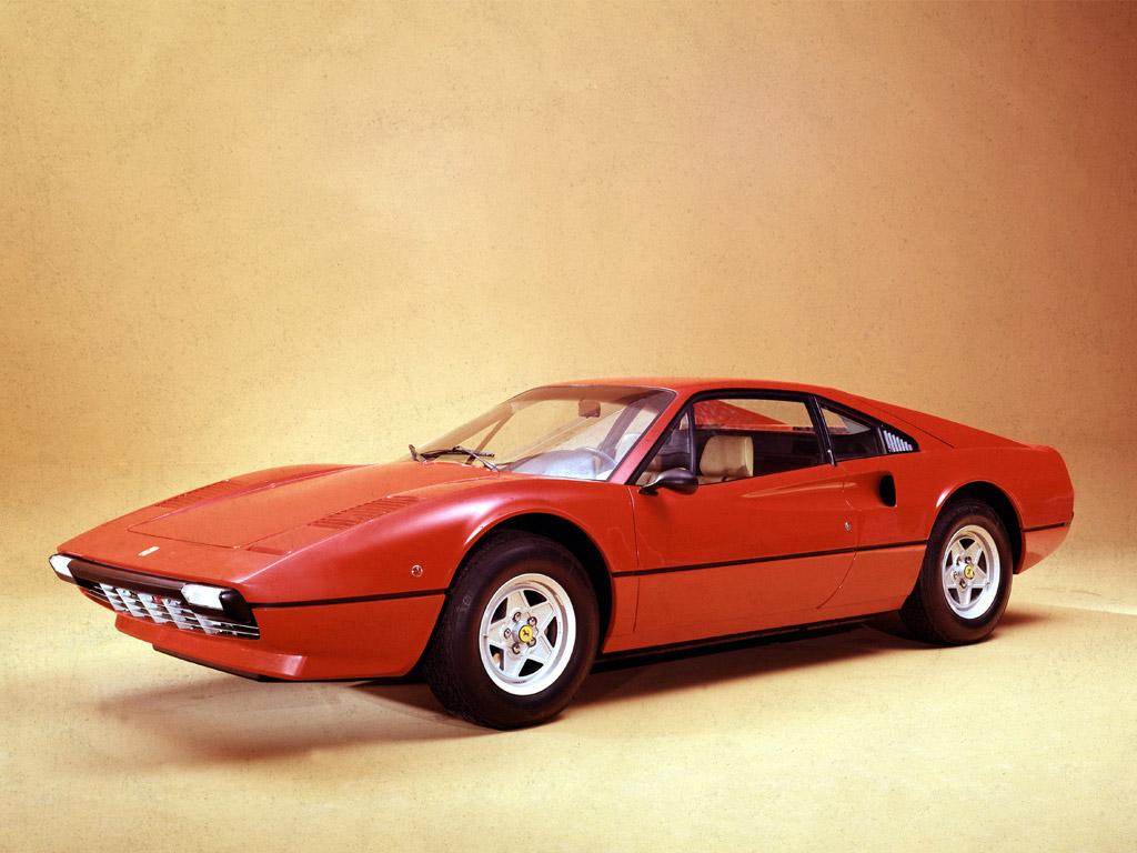 Ferrari 308 GTBi 1981-1982 Ferrari 308 GTBi 1981-1982 Photo 04 – Car ...