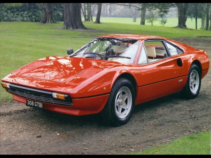 Ferrari 308 GTBi 1981-1982 Ferrari 308 GTBi 1981-1982 Photo 05 – Car ...