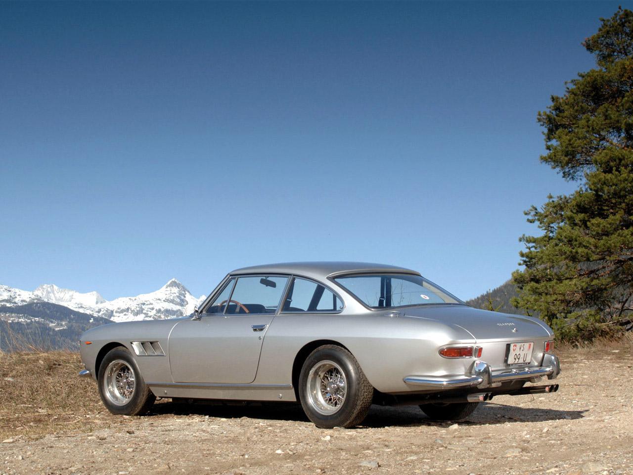 Ferrari 330 Gt Series I 1963 1965 Ferrari 330 Gt Series I 1963 1965 Photo 07 Car In Pictures