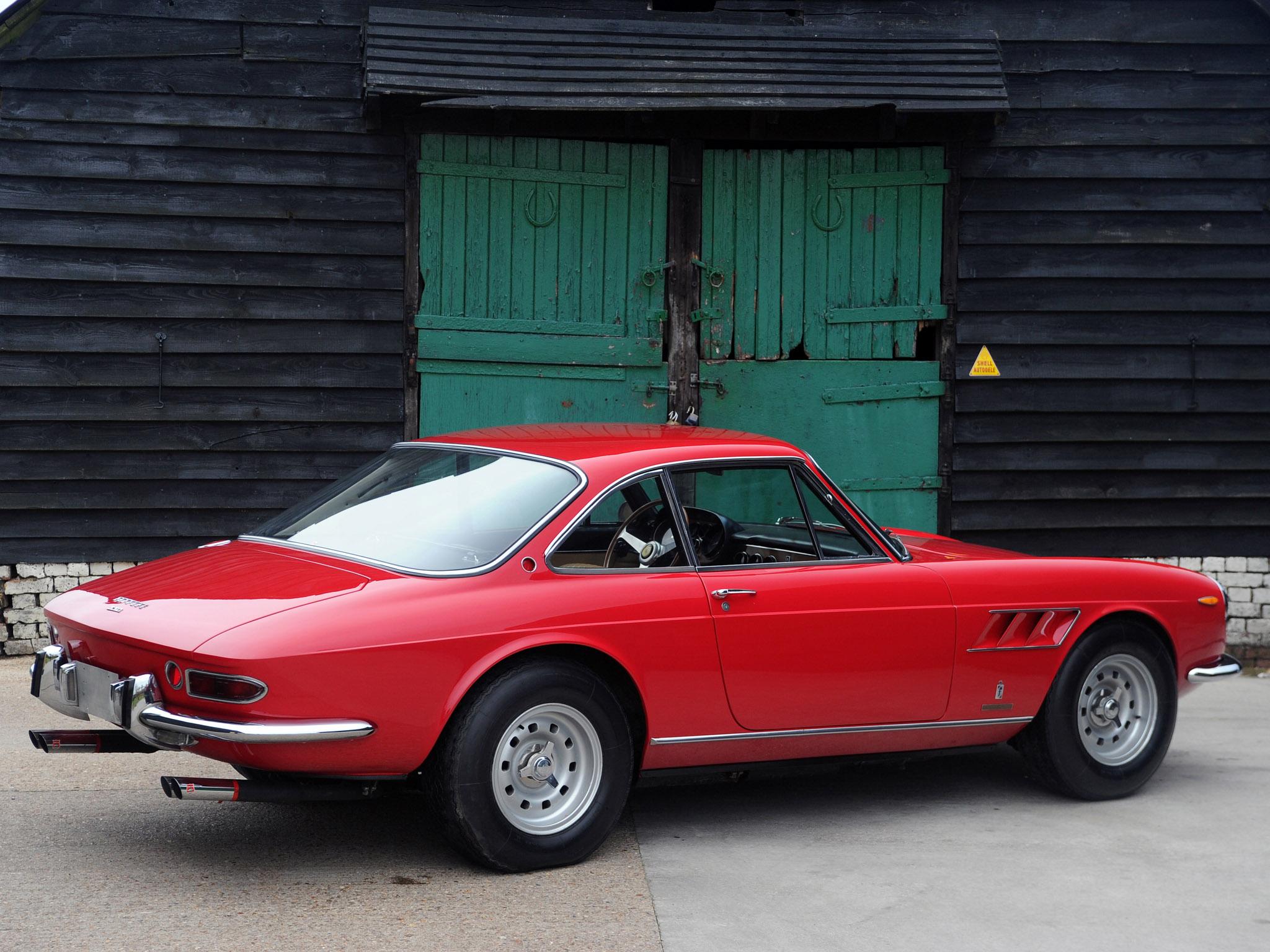 Ferrari 330 Gtc 1966 1968 Ferrari 330 Gtc 1966 1968 Photo
