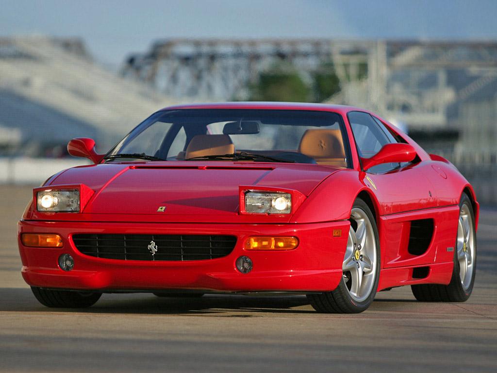 Ferrari 355 Berlinetta 1994 1999 Ferrari 355 Berlinetta