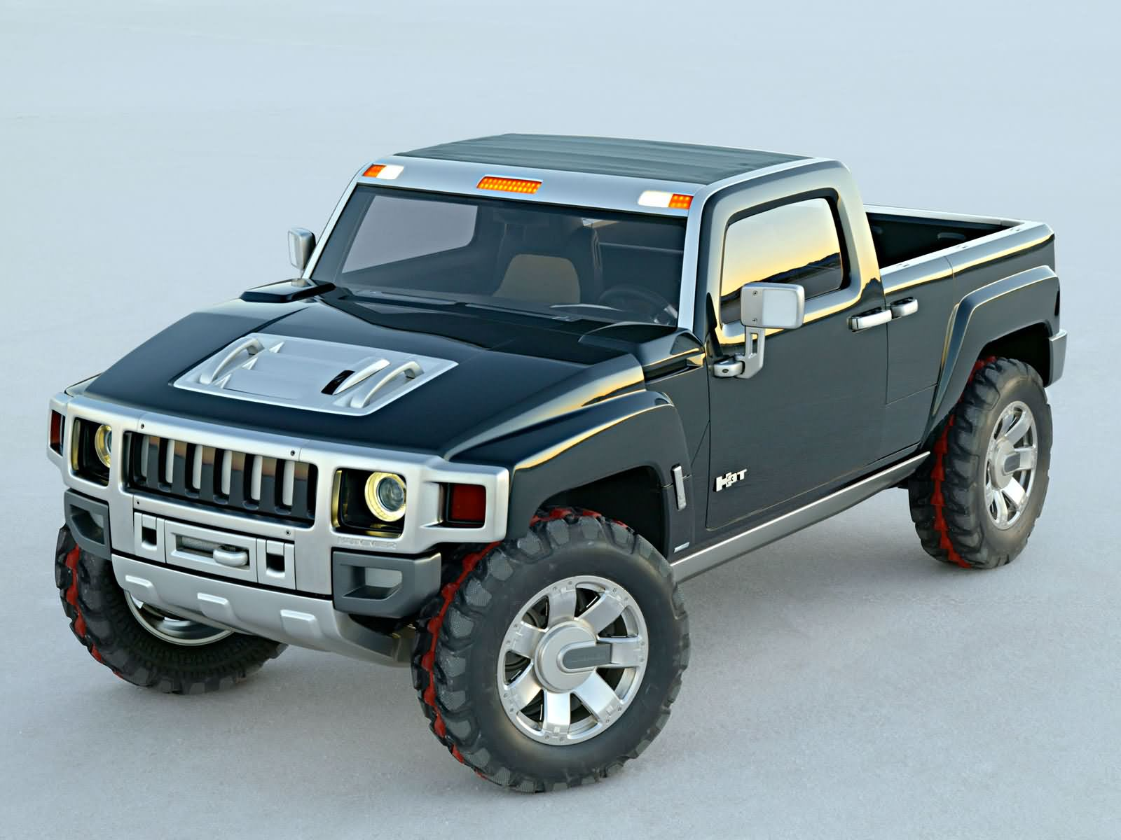 hummer h3 t concept 2003 hummer h3 t concept 2003 photo 06 car in pictures car photo gallery. Black Bedroom Furniture Sets. Home Design Ideas
