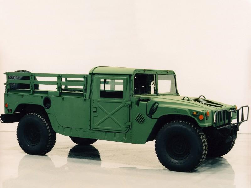 Hummer HMMWV M1097 Hummer HMMWV M1097 Photo 02 Car in pictures