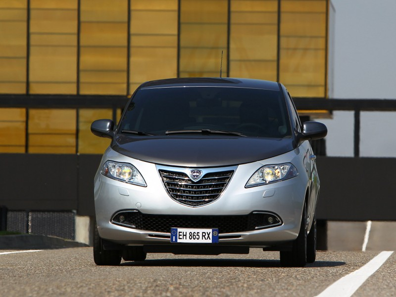 Lancia Ypsilon BiColor 2011 Photo 24
