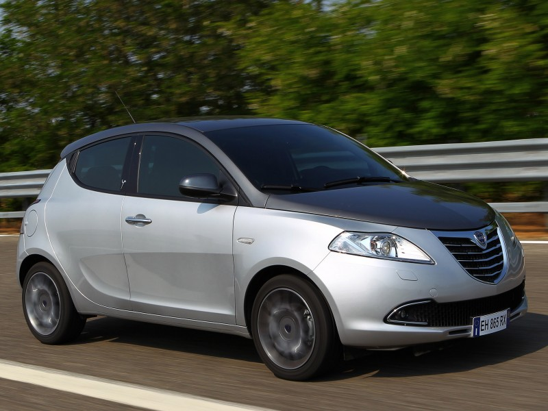 Lancia Ypsilon BiColor 2011 Photo 36