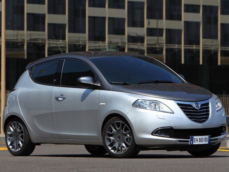 Lancia Ypsilon BiColor 2011 Photo 37