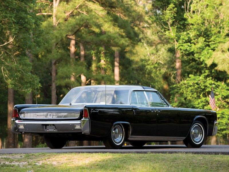 lincoln continental bubbletop kennedy limousine 1962. Black Bedroom Furniture Sets. Home Design Ideas