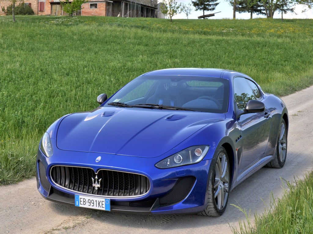 Car in pictures - car photo gallery » Maserati GranTurismo ...