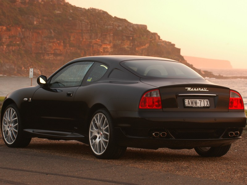 Car in pictures - car photo gallery » Maserati Gransport ...