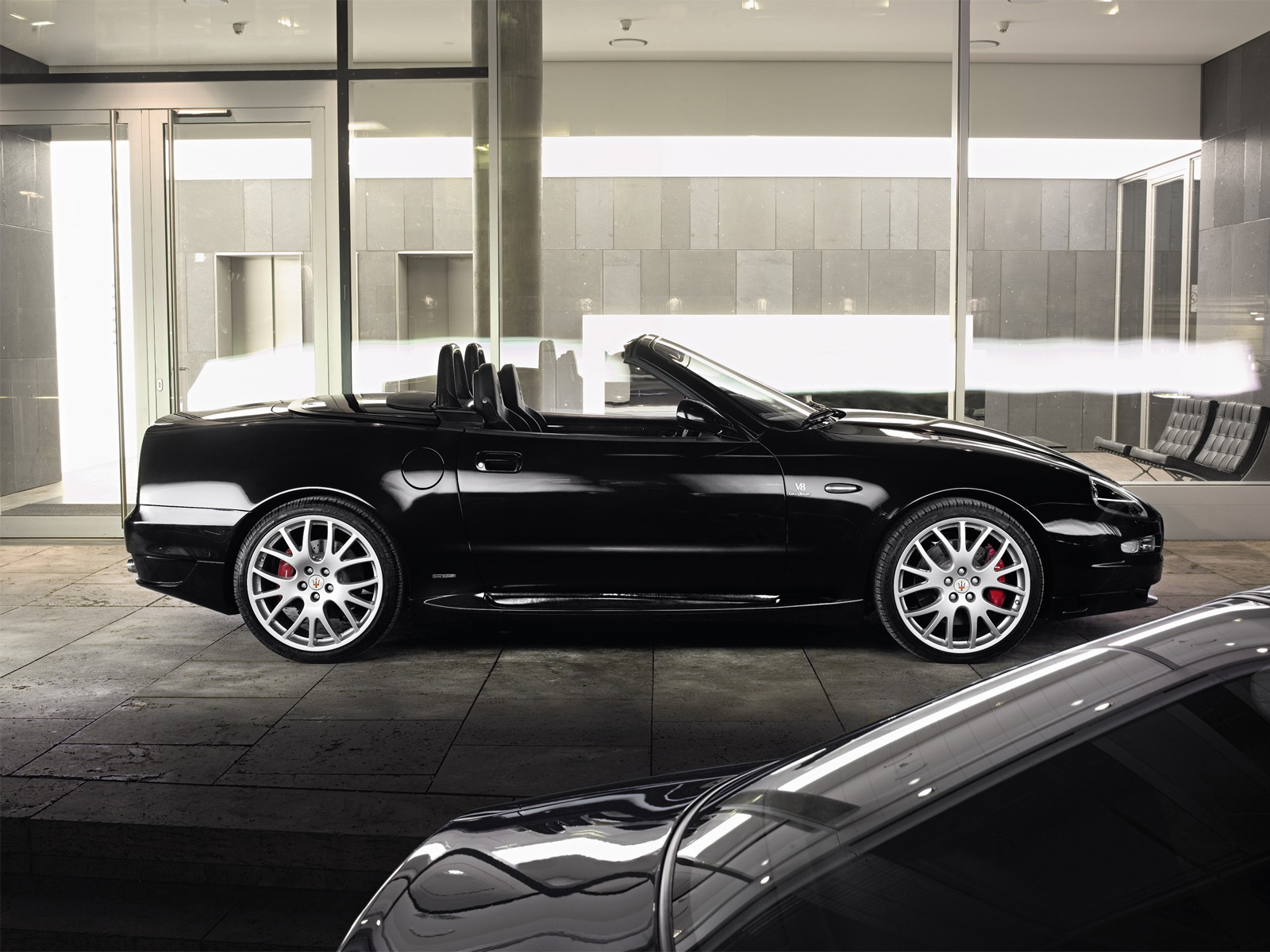 Car in pictures - car photo gallery » Maserati Gransport Spyder 2002-2007 Photo 02