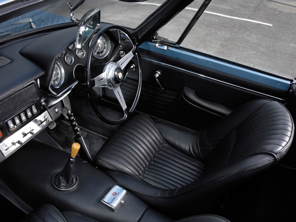 Car in pictures - car photo gallery » Maserati Mistral ...