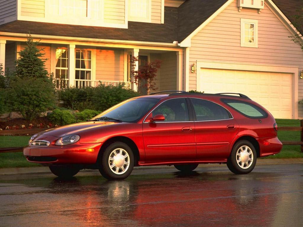 mercury sable station wagon 1996 1999 mercury sable. Black Bedroom Furniture Sets. Home Design Ideas