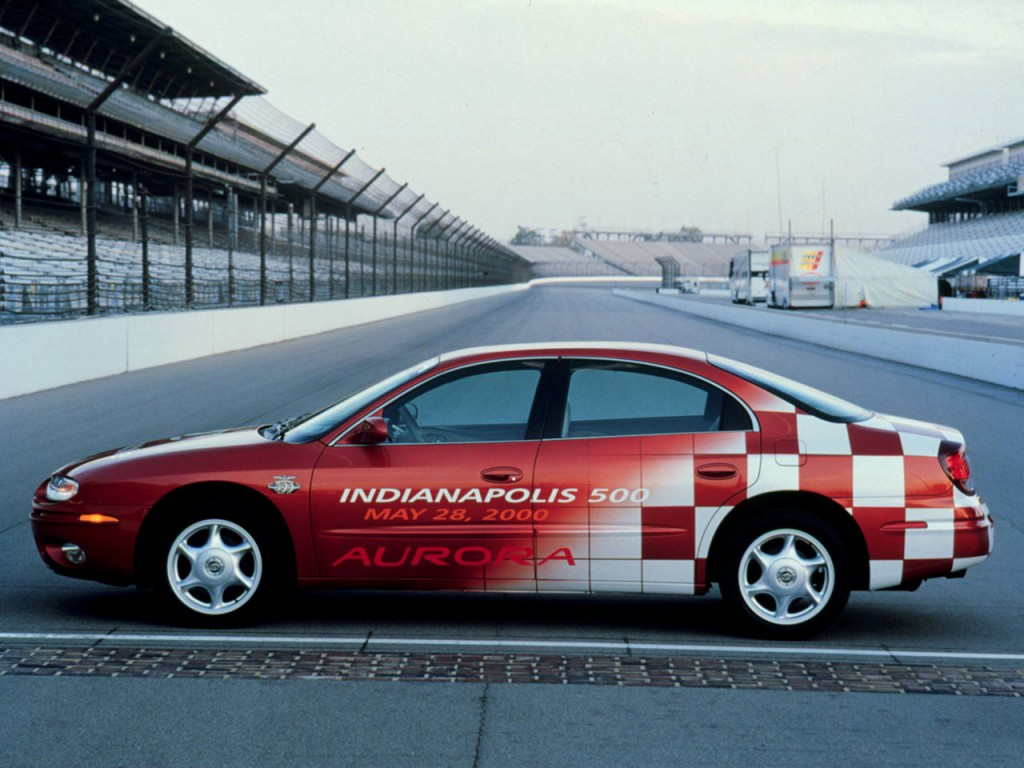 Car in pictures - car photo gallery » Oldsmobile Aurora ...