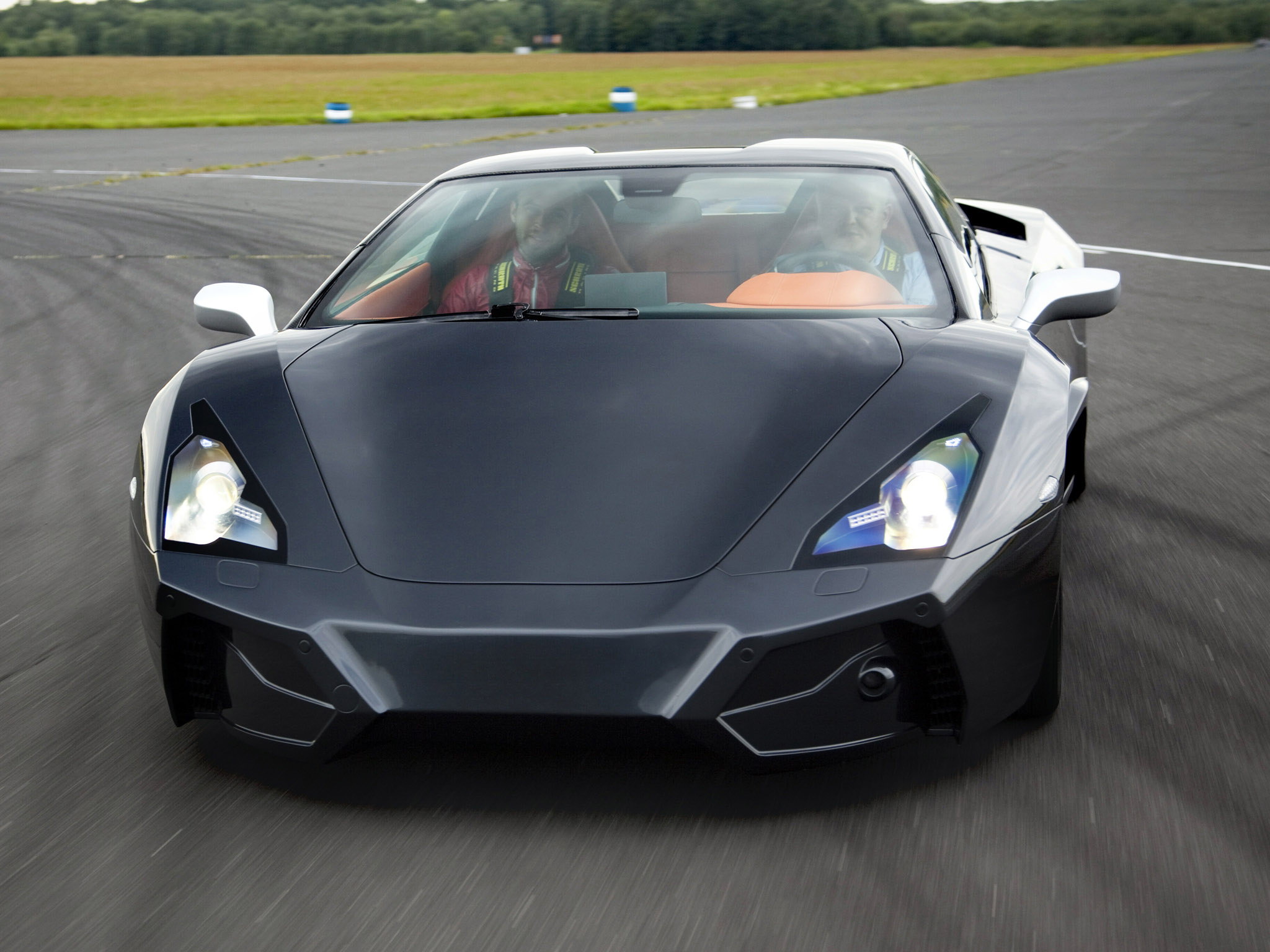 2012 Arrinera Venocara Supercar Concept - specifications, photo ...