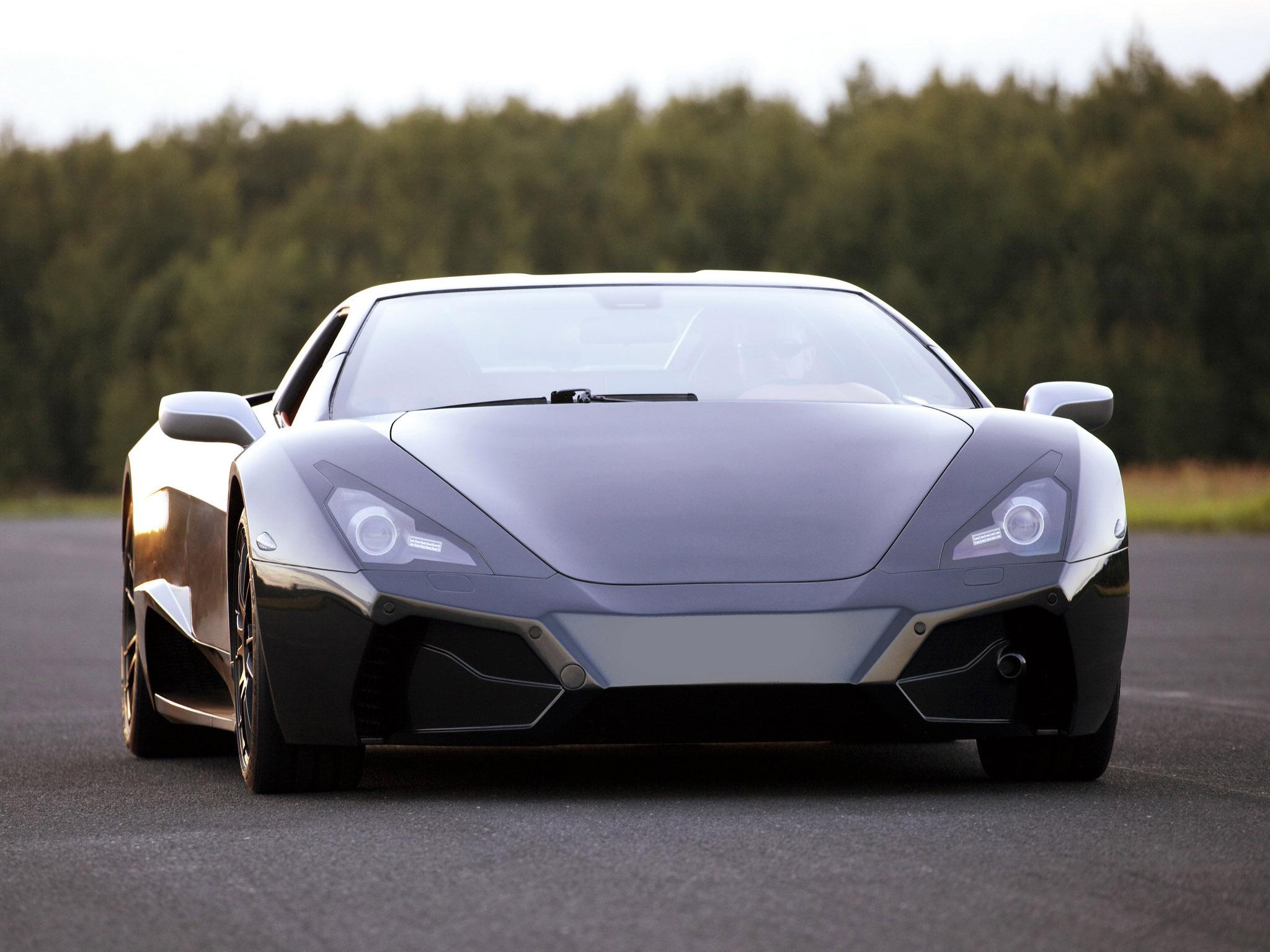 Beautiful Car Design Concept: New Design Arrinera Venocara Supercar