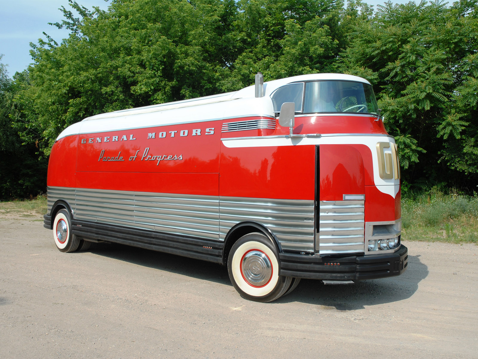 Gm Futurliner 1940 Gm Futurliner 1940 Photo 03 – Car in pictures