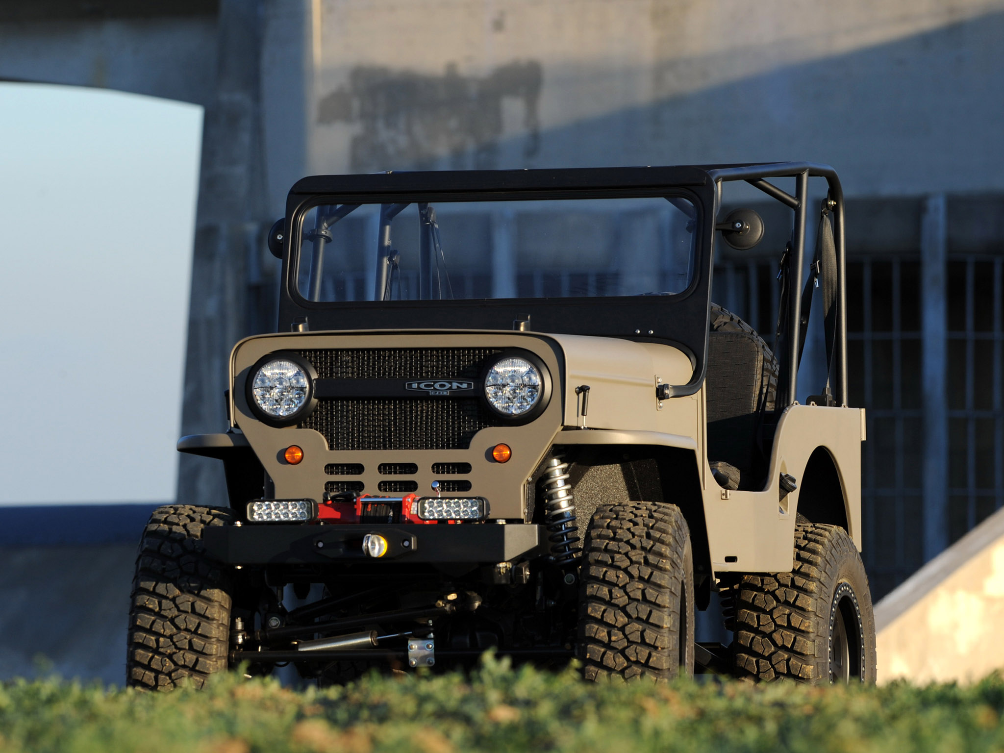 2010 Jeep CJ 3B photo - 1