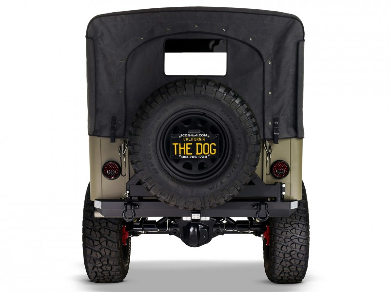 2010 Jeep CJ 3B photo - 3