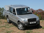 Mahindra Pik Up Double Cab 2007 Photo 01