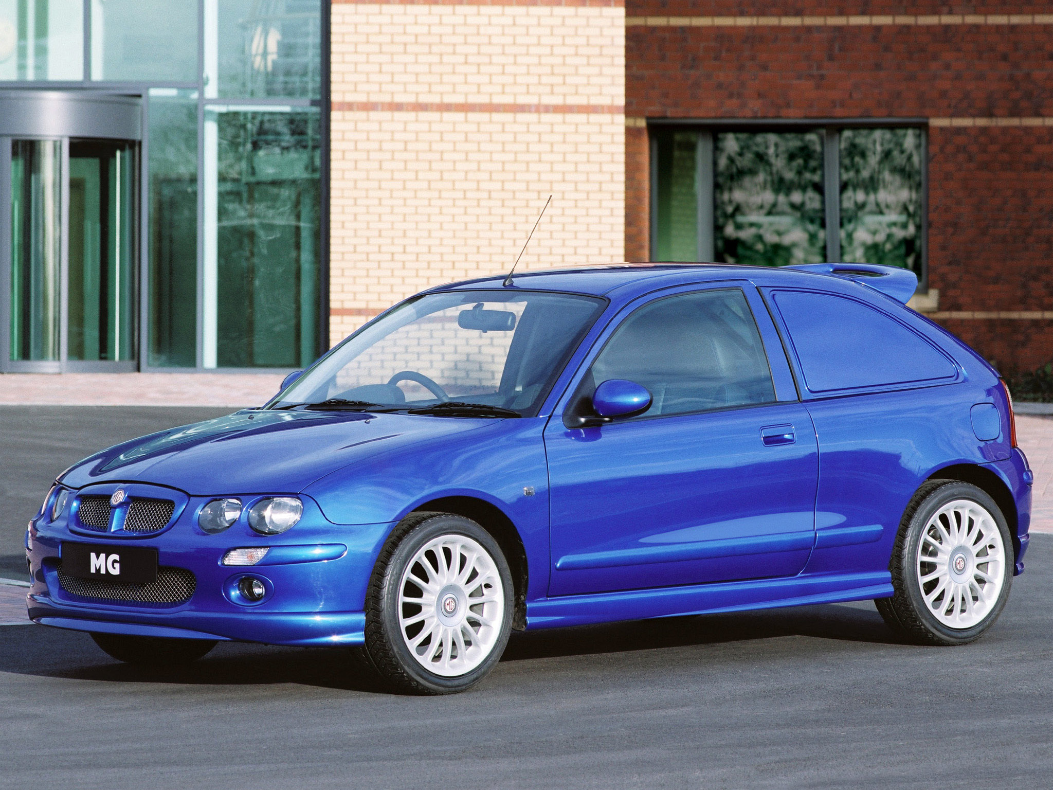 mg zr express 2003 2004 mg zr express 2003 2004 photo 01 car in pictures car photo gallery. Black Bedroom Furniture Sets. Home Design Ideas