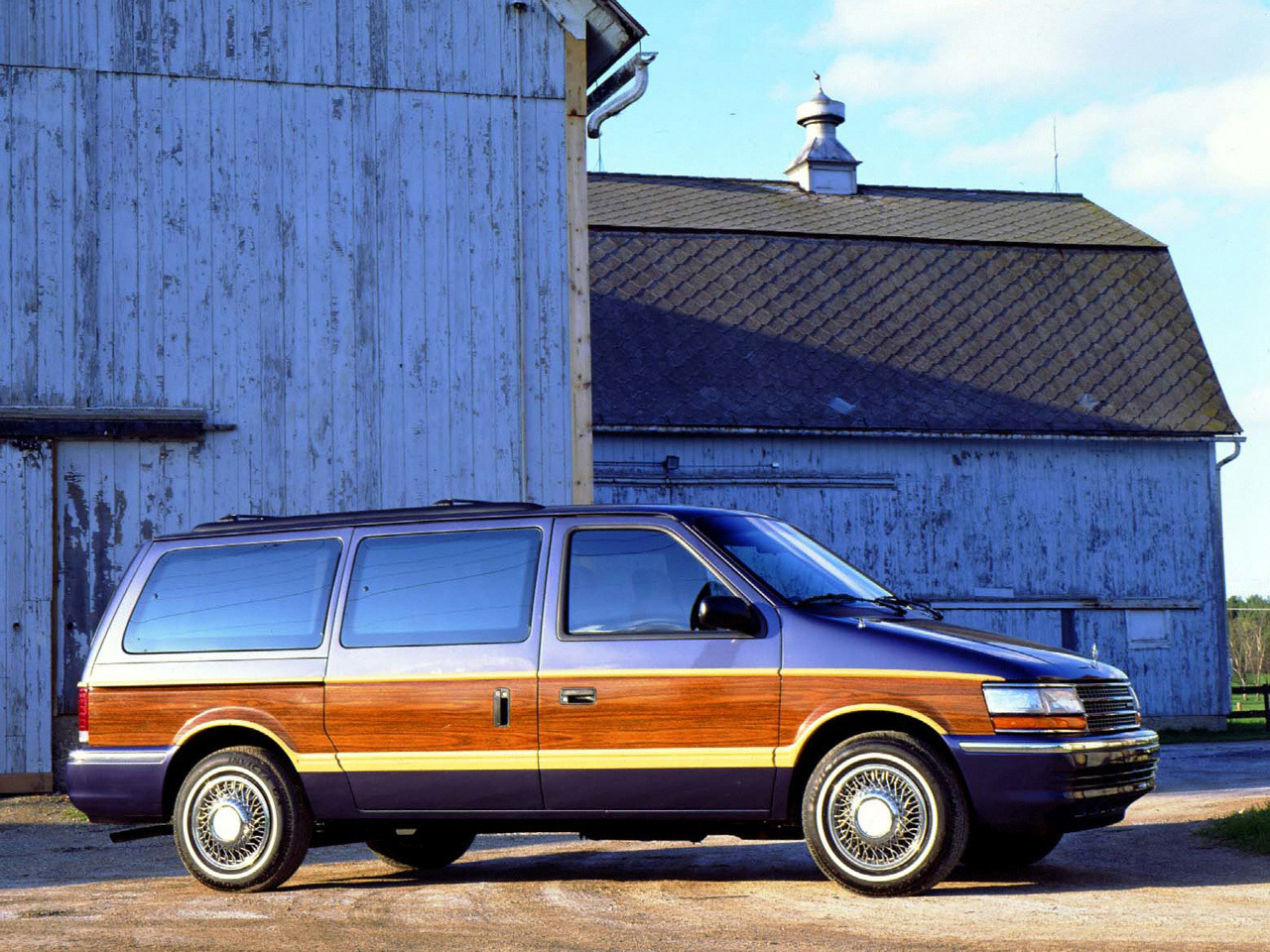 plymouth voyager starter location