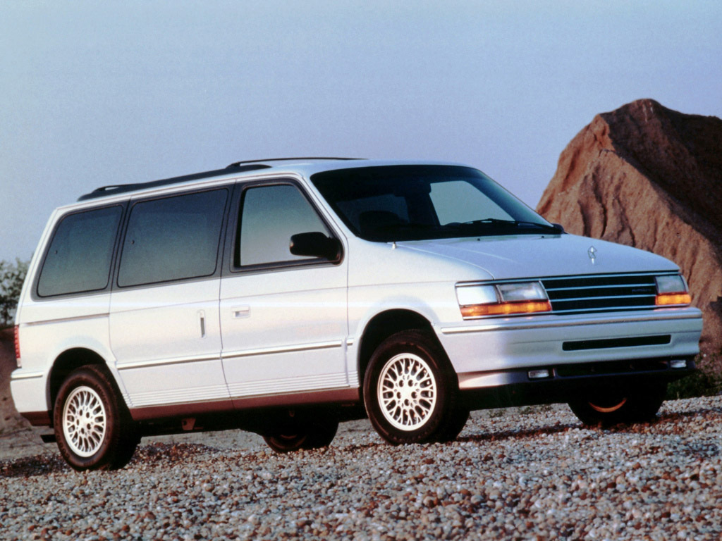 Plymouth Voyager 1991 1995 Plymouth Voyager 1991 1995