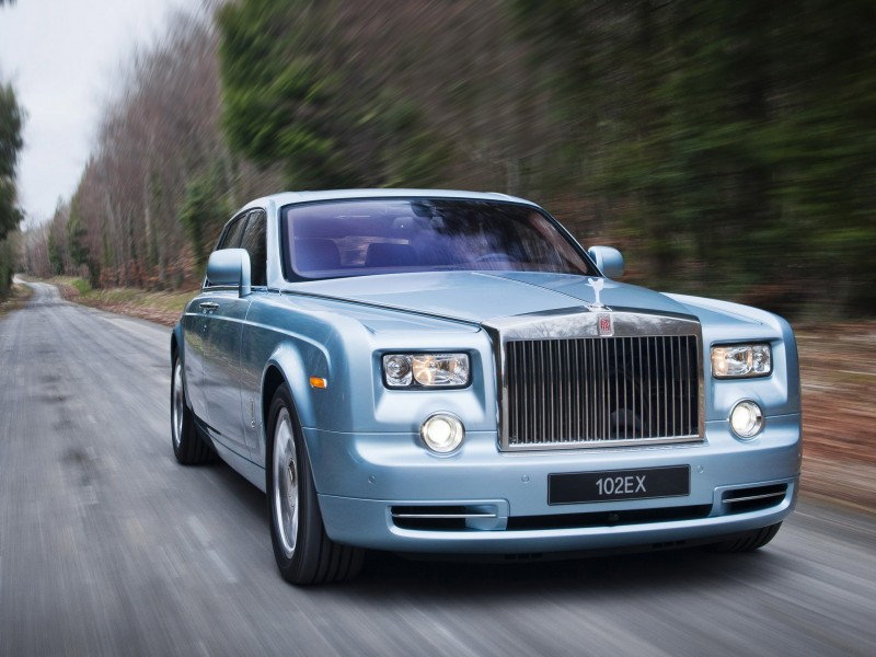 Rolls-Royce 102EX Electric Concept 2011 Photo 13